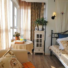 卧室窗帘设计案例展示