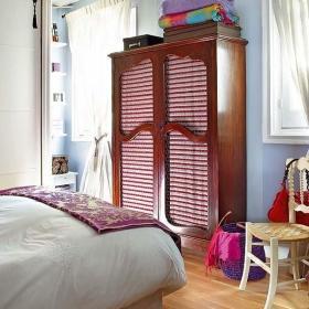 其他风格时尚卧室窗帘衣柜椅子椅图片
