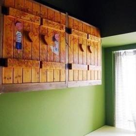 卧室储物柜装修图
