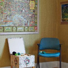 卧室梳妆台椅子妆台椅装饰品案例展示