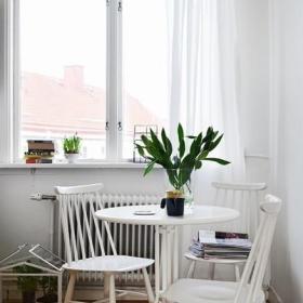 清新窗帘设计案例展示