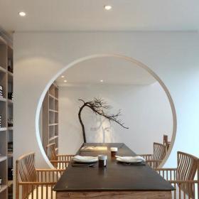 欧式美式古典时尚另类奢华餐厅设计案例展示