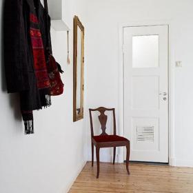 玄关玄关柜坐凳设计方案