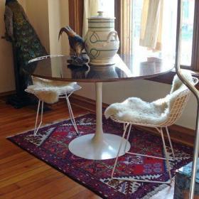 客厅餐厅装饰品装修案例