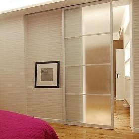 卧室推拉门设计图