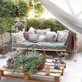 花园椅躺椅设计方案