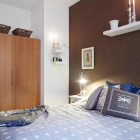 自然卧室衣柜大衣柜装修图