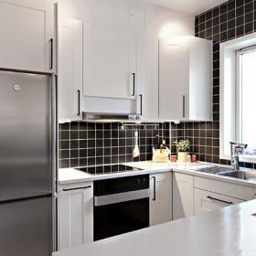 宽敞舒适的41平开放式小公寓