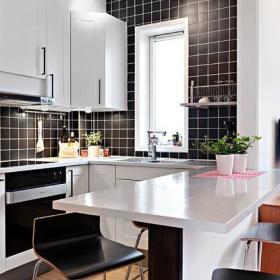 时尚厨房设计案例展示