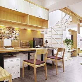 日式书房收纳设计方案