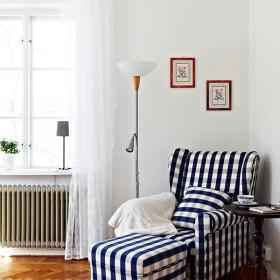 卧室沙发单人沙发效果图