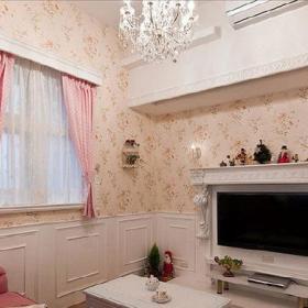 浪漫客厅案例展示