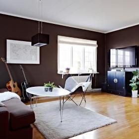 北欧客厅设计方案