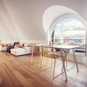木地板设计案例展示