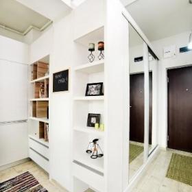 玄关玄关柜推拉门设计方案