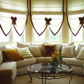 休闲区沙发效果图