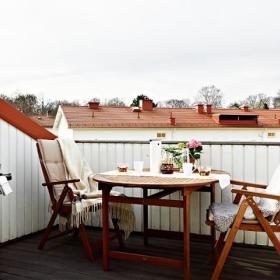 阳台装修图