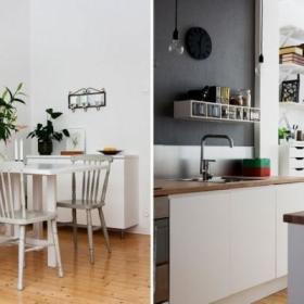 餐厅厨房相片墙设计方案