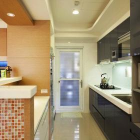 走廊30平米130平米装修图