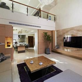 客厅别墅设计方案