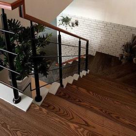 复古楼梯案例展示