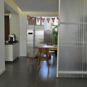 现代简约客厅餐厅厨房抽油烟机油烟机设计案例展示