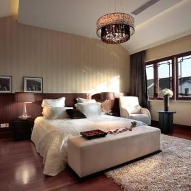 温馨浪漫木地板设计案例展示