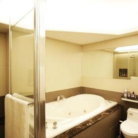 现代简约卫生间卫浴装修效果展示