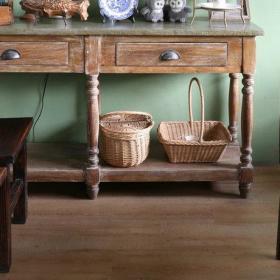 复古桌子设计案例