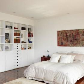 中式卧室设计方案