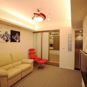 现代简约多功能室和室案例展示