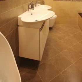 现代简约卫生间卫浴装修案例
