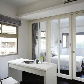窗帘玻璃门设计方案