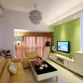 客厅厨房吧台电视柜茶几储物柜小茶几设计案例展示