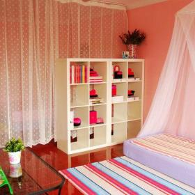 卧室公主床效果图