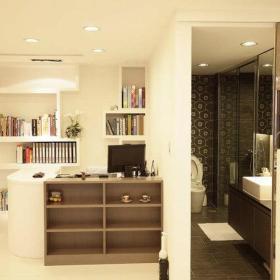 书房书柜设计方案