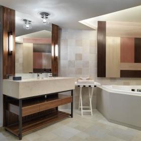 浴室淋浴房装修案例