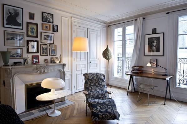 小清新白色美式现代简约风格设计装修图片图片