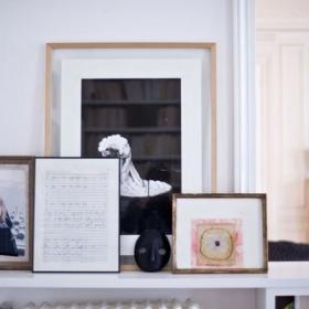 小清新白色美式现代简约风格设计装修图片