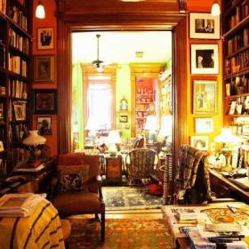 复古豪华书房台灯设计方案