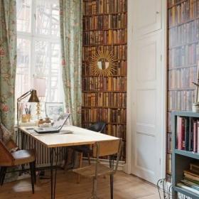 书房窗帘案例展示