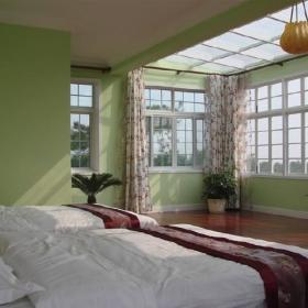 卧室窗帘案例展示