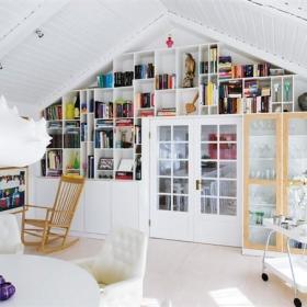 美式客厅吊顶案例展示