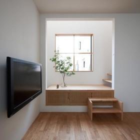 楼梯植物案例展示