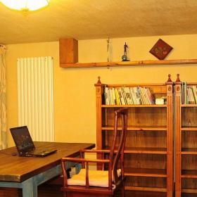 书房办公室装修图
