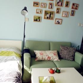 温馨相片墙设计图