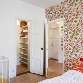 卧室储物间设计图