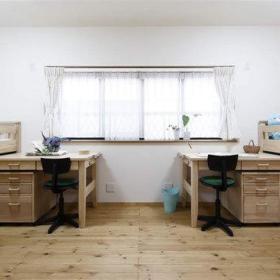 58㎡ 木质装饰日本一家四口幸福生活