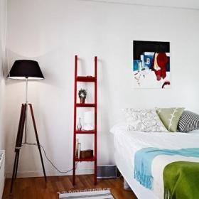 卧室灯具装修案例