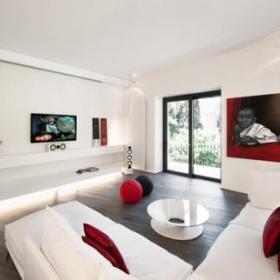 罗马CELIO公寓室内设计